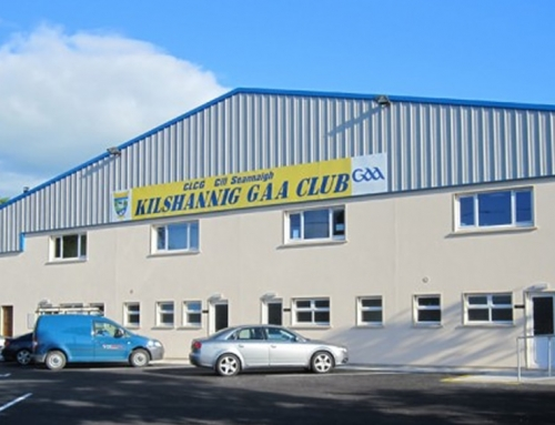 Kilshannig GAA Complex, Glantane, Mallow, Co. Cork