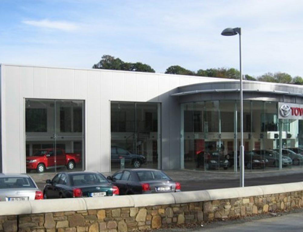 O'Callaghans Toyota, Kanturk, Co. Cork
