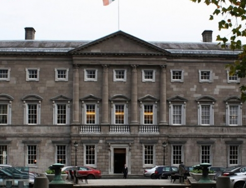 Leinster House MV/LV Upgrade, Dublin 2
