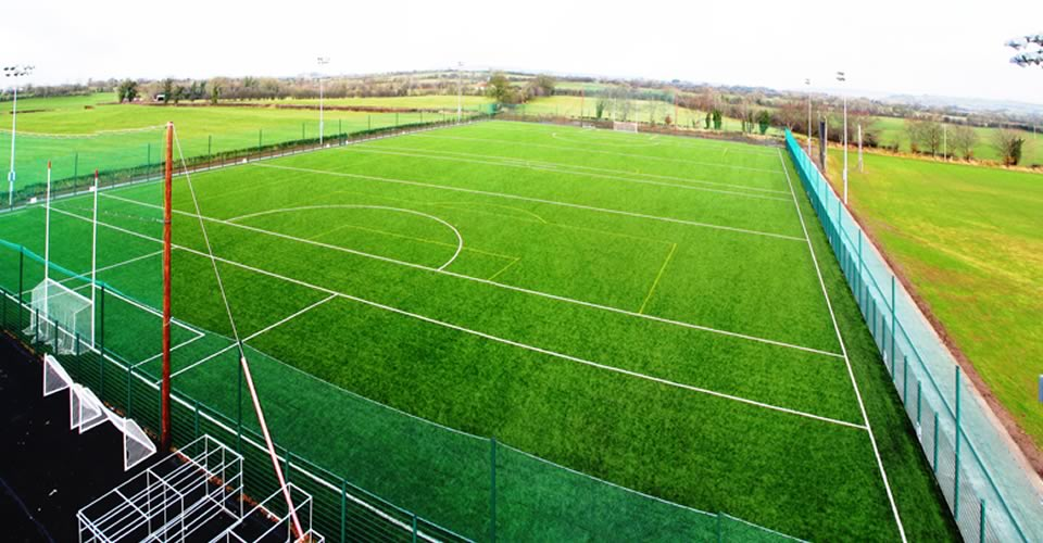 Gaa Sports Lighting Heywood Community School Ballinakill