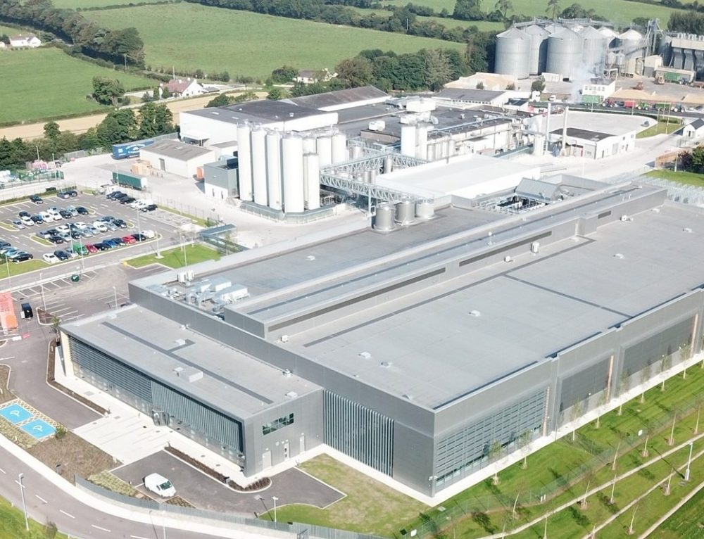 Dairygold Tine – Jarlsberg Cheese Plant, Mogeely, Co. Cork